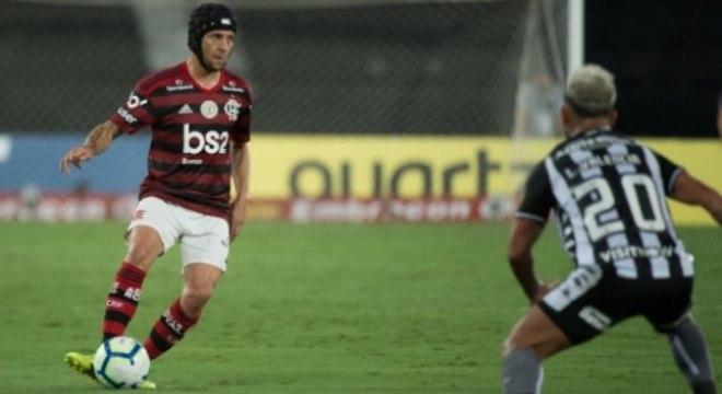 Rafinha ainda não perdeu no BR-19 (Foto:Alexandre Vidal / Flamengo)