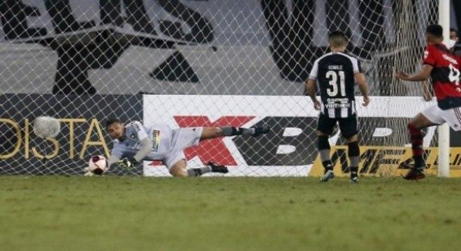 Botafogo x Flamengo - Felipe Ferreira