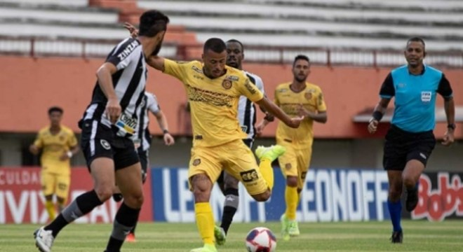 Botafogo x Madureira
