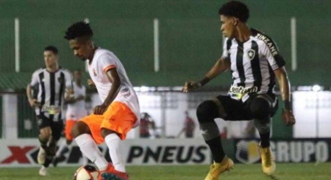 Botafogo x Nova Iguaçu