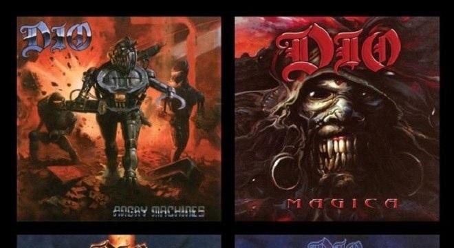 Caixa com discos do lendário Dio é anunciada para 2020; saiba mais