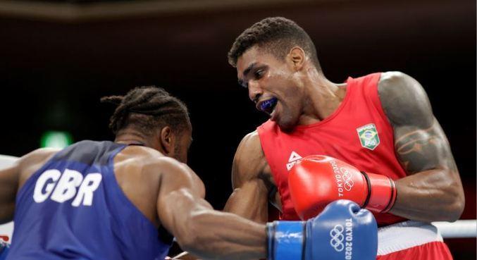 Abner Teixeira venceu atleta da Grã-Bretanha