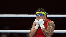 Beatriz Ferreira vence e garante mais uma medalha no boxe