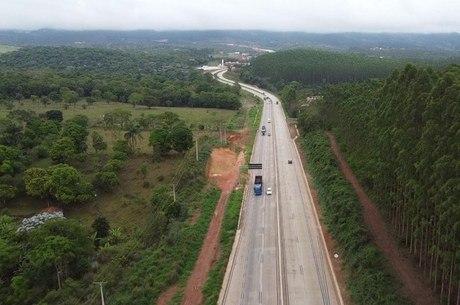 Rodovia liga Minas Gerais ao Espírito Santo