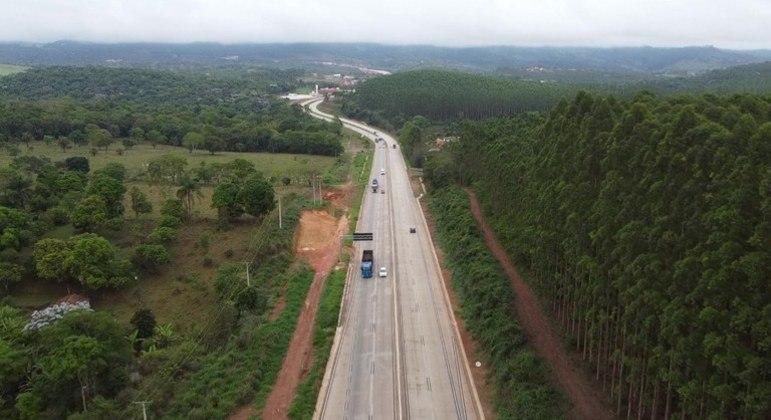 BR-381 é conhecida como 'rodovia da morte' devido ao alto número de acidentes