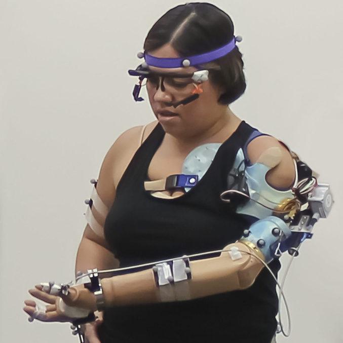 Duas pessoas amputadas testaram o equipamento e deram um feedback positivo aos cientistas