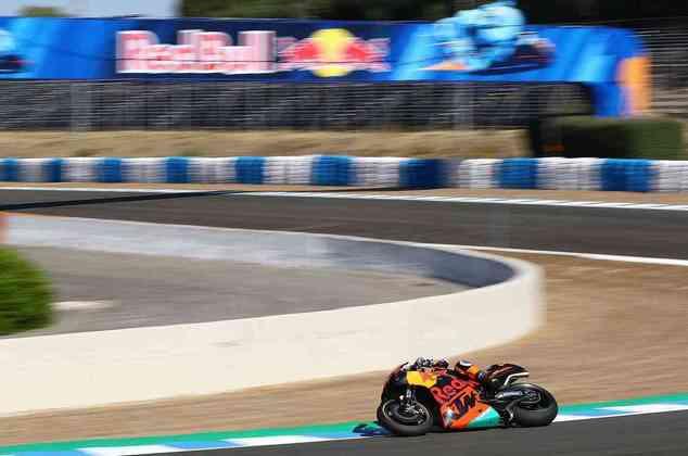 Brad Binder (Foto: Red Bull Content Pool)