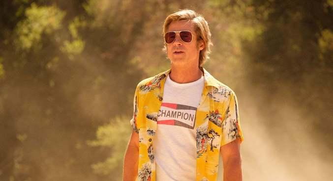 Brad Pitt disse em entrevista que teria redes sociais se fosse mais novo