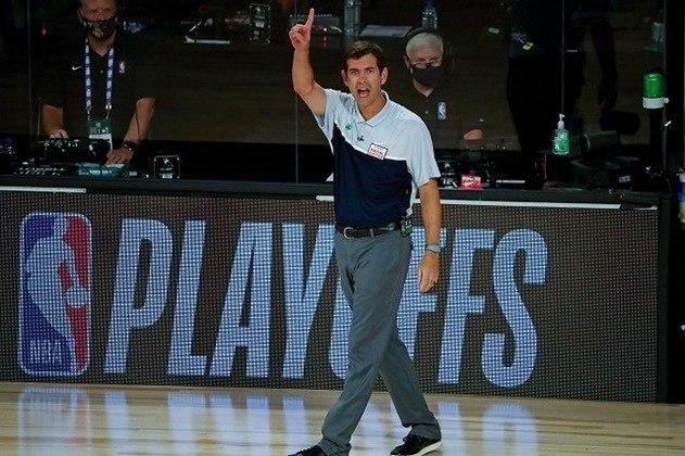 Brad Stevens (técnico) - Desde 2014-15, seu segundo ano na NBA e no Boston Celtics, Stevens conduz a equipe aos playoffs. Em 2019-20, o time obteve a segunda melhor campanha desde a sua chegada, com 66.7% de aproveitamento de vitórias