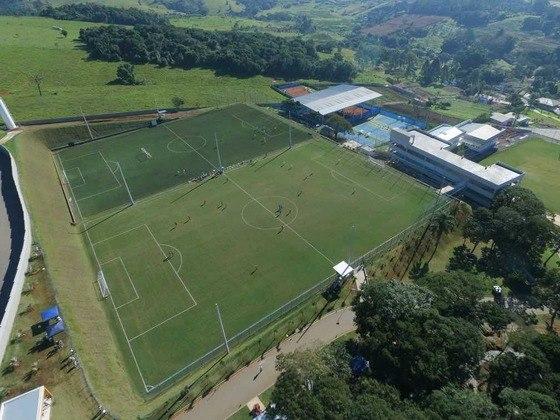 Bragantino - HWT Sports: O Massa Bruta vem utilizando um espaço em Bragança Paulista mas tem nos planos a construção de um CT próprio em breve