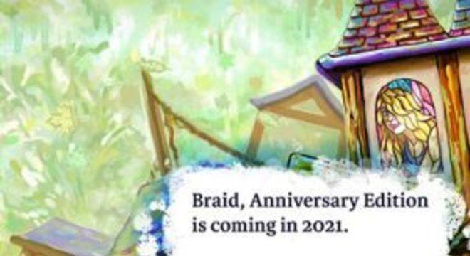 Braid: Anniversary Edition é anunciado para PS4 e PS5