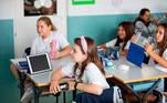 La transformación digital ofrece múltiples ventajas en el entorno educativo.Foto cedida por Brains International Schools.
