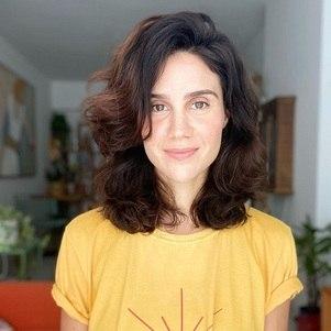 """Branca Messina, atriz de """"Gênesis"""" e da série """"Amor de 4+1"""""""