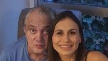 Ricardo Rocha vibra com saída de Branco da UTI: 'Alta em breve'