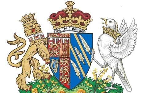 Brasão foi aprovado pela Rainha Elizabeth II
