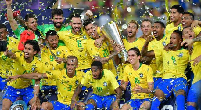 Brasil, o triunfo de Jiddah, em 2018