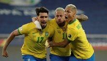 Apesar da irresponsabilidade de Gabriel Jesus, Brasil na semifinal