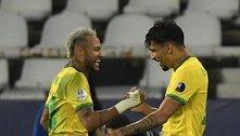 Brasil bipolar, sofre contra o Peru. Mas está na final da Copa América