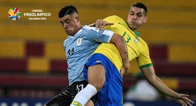 Brasil 1 X 1 Uruguai, um resultado muito ruim