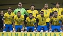 Seleção revoltada. Por manifesto ser considerado 'covardia' na Globo