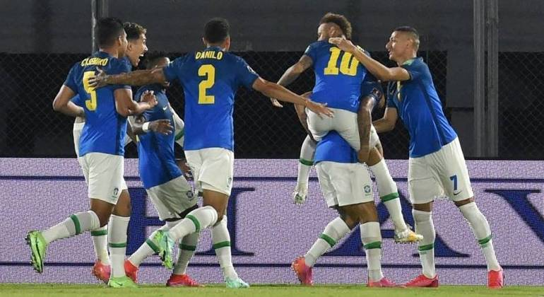 Brasil, celeremente a caminho do passaporte ao Qatar/2022