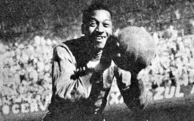 Brasil 1 x 2 Uruguai, em 16 de julho de 1950, na grande final da Copa do Mundo de 1950 - público de 199.854