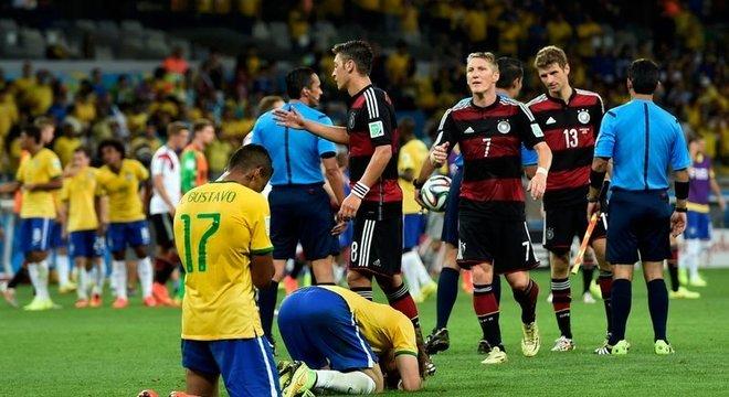 Globo não atende ao pedido do replay dos 7 a 1. Porque a derrota também foi sua