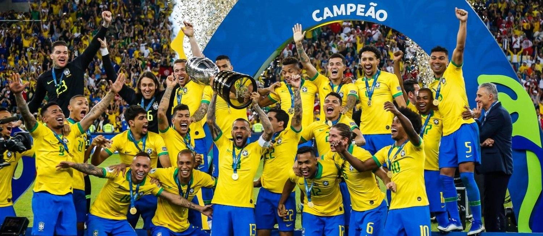 Sem Neymar, Brasil venceu a Copa América, em 2019. Mas obsessão de Tite segue forte