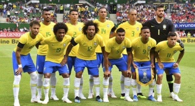 89cdc128fe Tite não tem o que esconder. E assume o Brasil para o mundo - Copa ...