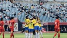 Tóquio dia -2 - No Futebol Feminino, uma estreia promissora do Brasil
