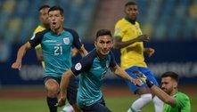 Empate constrangedor contra o Equador. Saudade de Neymar