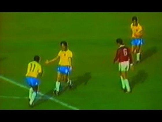 Brasil 6 x 0 Venezuela - Eliminatórias da Copa do Mundo de 1990 - Na mesma Eliminatória, mais uma goleada, desta vez por 6 a 0, em show de Careca, que marcou quatro vezes. Silas e Acosta (contra), fecharam a goleada no Morumbi.