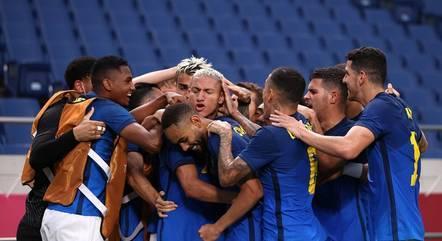 Brasil enfrenta o Egito no próximo sábado