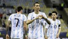 Argentina vence Brasil por 1 a 0 e conquista um título após 28 anos