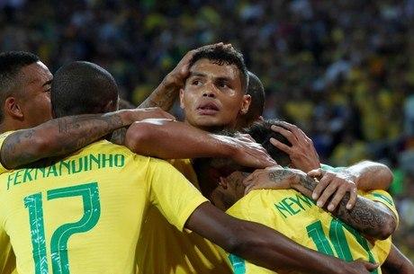 Brasil precisa vencer quatro jogos para ganhar o hexa