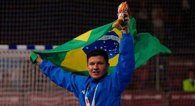 Brasil conseguiu 15 medalhas nos Jogos Olímpicos da Juventude