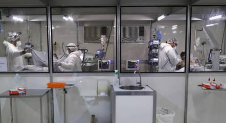 Brasil tem quase 8,4 milhões de curados da covid-19