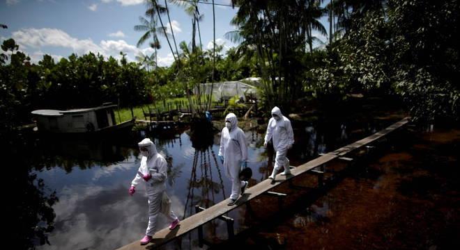 Pandemia pode levar milhões de pessoas de volta à pobreza