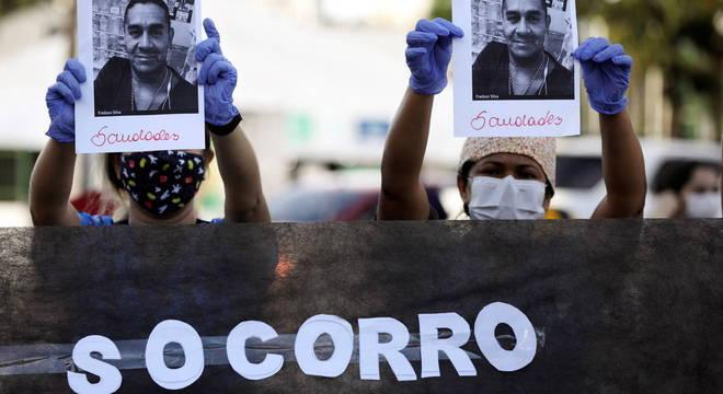 Brasil é responsável por metade dos casos de coronavírus na América do Sul