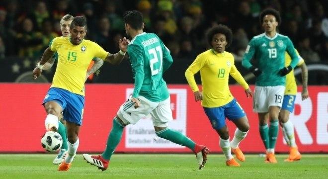 d7a255b2aa Brasil e Alemanha seguem no topo do ranking da Fifa de seleções