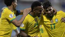 Com Neymar no banco, Brasil fica apenas no empate com o Equador