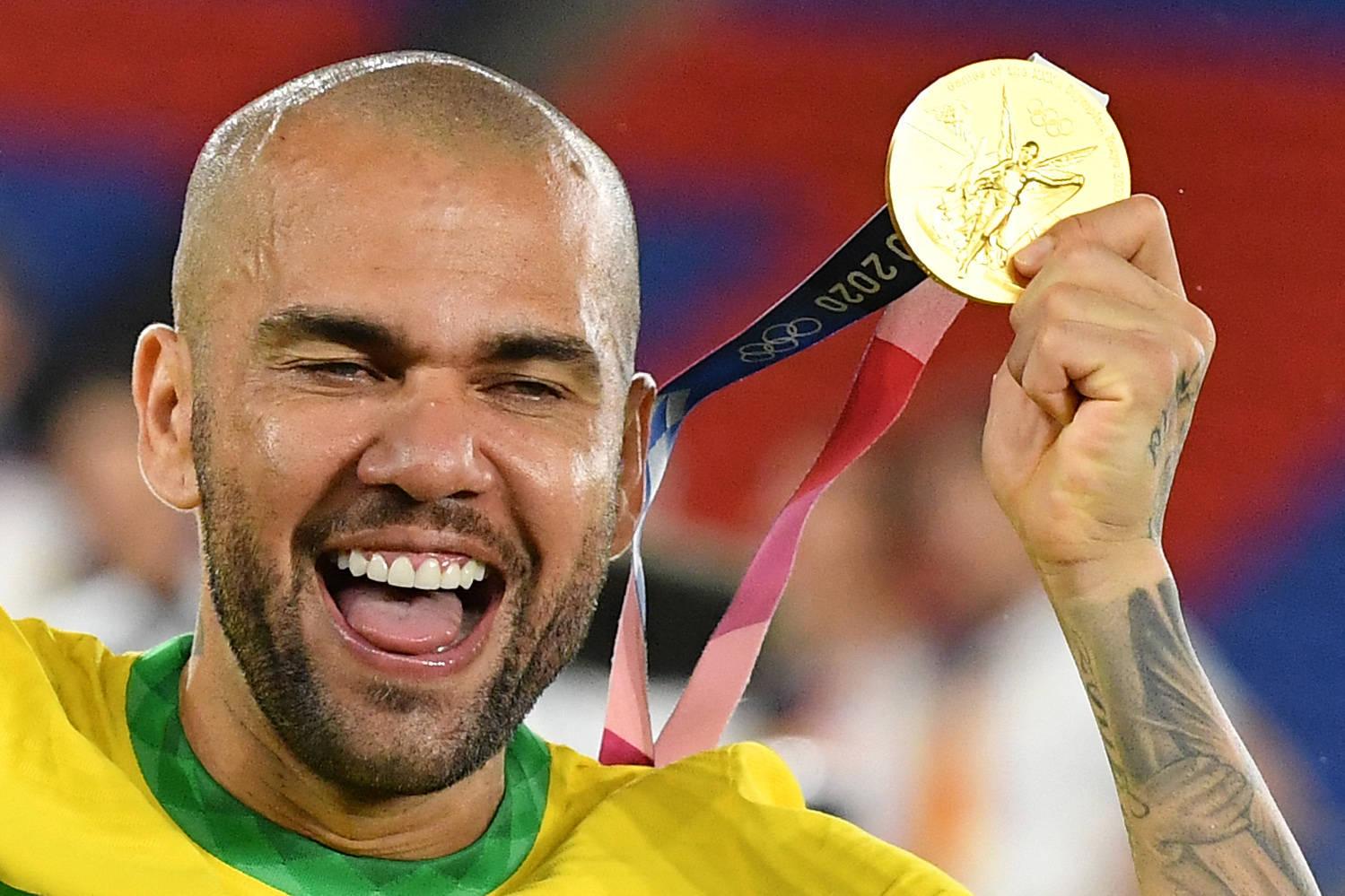Mal, sem vibração, cansado. Eliminado na Libertadores. Mas Daniel ganhou a medalha de ouro