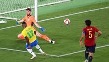 O coração venceu a lógica. Brasil bicampeão olímpico de futebol