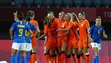 Falhas de Bárbara tiram a vitória do Brasil contra a Holanda