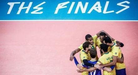 Brasil busca título inédito na Liga das Nações