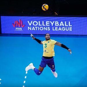 Brasil contou com grande atuação de Leal