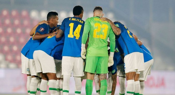 Marquinhos disse que jogadores precisam seguir hierarquia na seleção brasileira