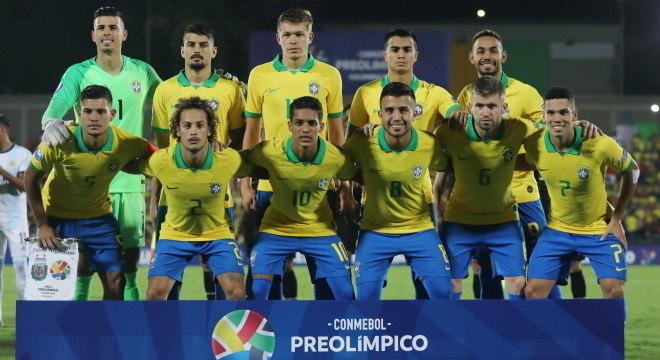 Seleção brasileira defenderá medalha de ouro nos Jogos Olímpicos Tóquio 2020