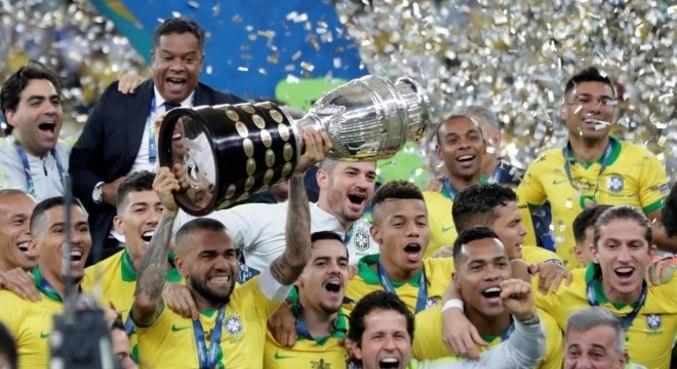Ambev e Mastercard anunciaram que não estarão na Copa América 2021 no Brasil