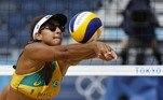 Vôlei de praia: Dupla brasileira perde, mas avança às oitavas.Ana Patricia e Rebecca foram superadas por dupla dos EUA, mas se classificaram entre as melhores terceiras colocadas